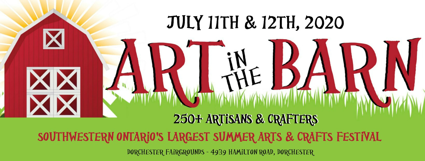 Image result for art in the barn dorchester 2020